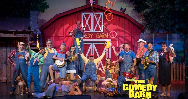 Buy Tickets - A Comedy Barn Christmas - Pigeon Forge, TN