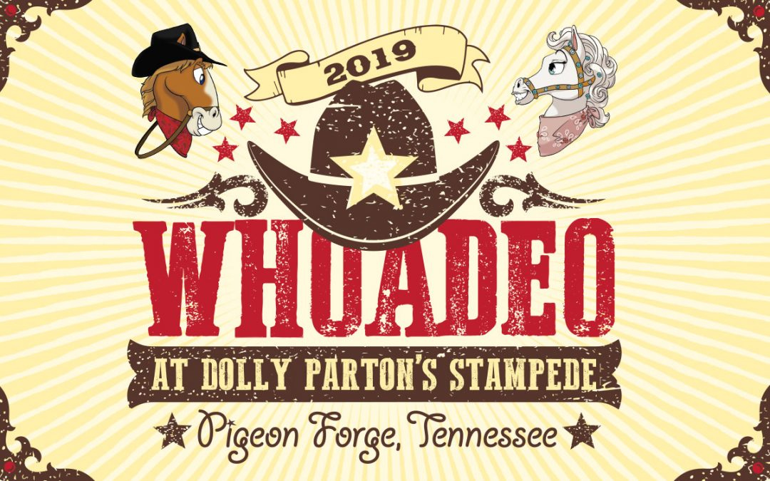 Whoadeo Kids' Event At Dolly Parton's Stampede