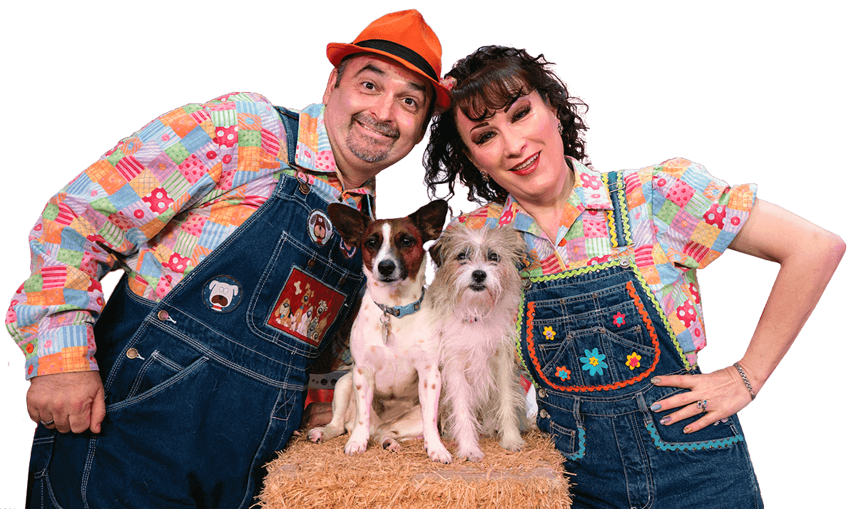 The Comedy Barn in Pigeon Forge TN - Animal Act