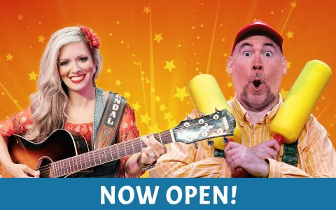 Now Open! The Comedy Barn Resumes Operation In Pigeon Forge, TN