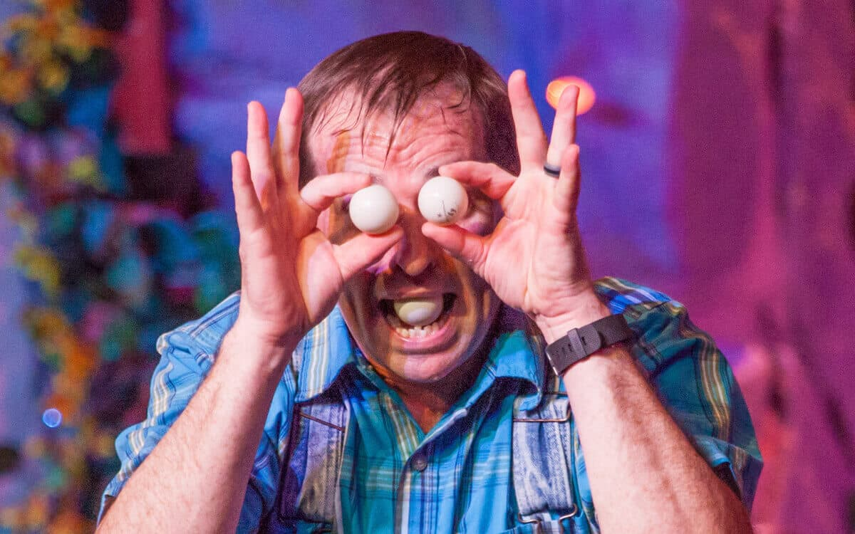 The Comedy Barn cast is sure to provide laughter and family-fun every time you visit.