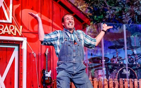Summer Laughter and Fun at The Comedy Barn